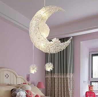 Kinder Zimmer Lampe Mond Pendelleuchte Kinderzimmer Deckenleuchte Kronleuchter