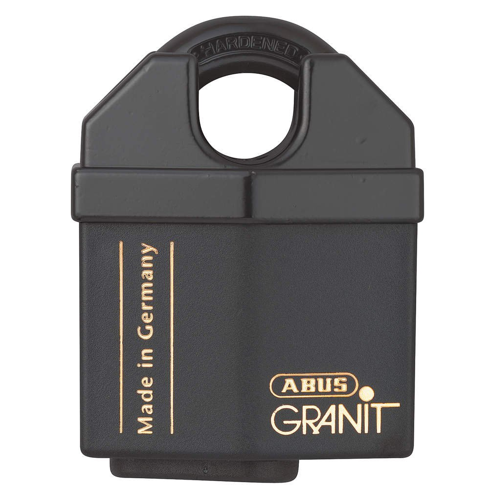 ABUS 37/60 Granit Alloy Steel Padlock Keyed Different by Abus Lock (Image #1)