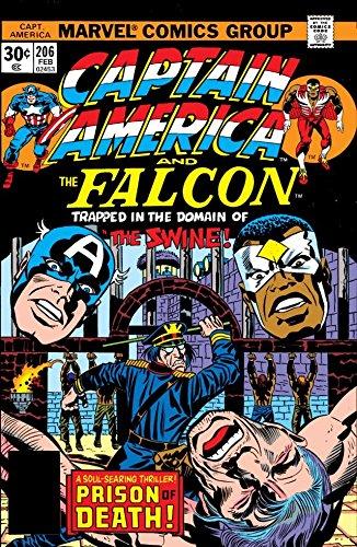 (Captain America (1968-1996) #206 )