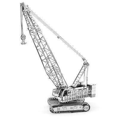 Fascinations MetalEarth - Crawler Crane: FASCINATIONS: Toys & Games