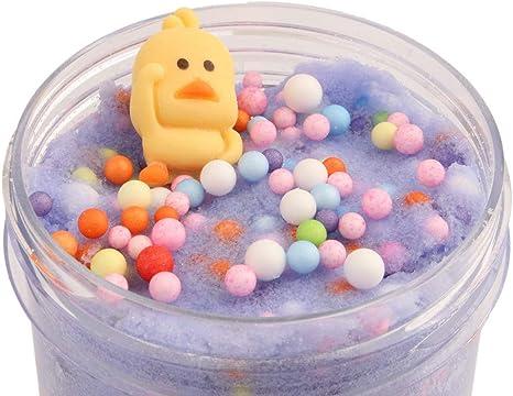 Kariwell - Masilla terapéutica de algodón de azúcar con Aroma a Nube, súper Suave y Esponjoso, Juguete para la educación de los niños, 120ML, f: Amazon.es: Deportes y aire libre