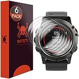 Skinomi TechSkin [6-Pack] Clear Screen Protector