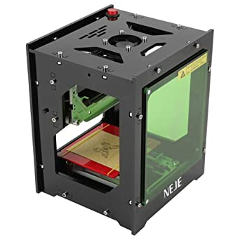 Walfront 1500mw Lasergravierer Drucker Portable Mini Gravur Druck USB Wireless Bluetooth40 Fur IOS