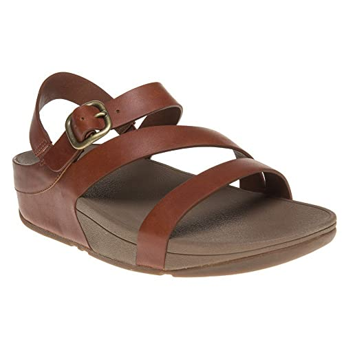 b54e3fee9c5b4e FitFlop Womens The Skinny Z-Strap Leather Sandals  Amazon.com.au ...
