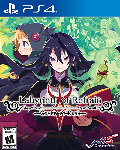 Image result for labyrinth of refrain box art