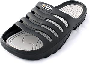 Vertico - Shower Sandals | Slide-On and Comfortable Pool-Side Shoes