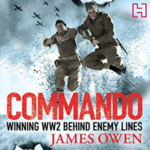Commando Audiobook