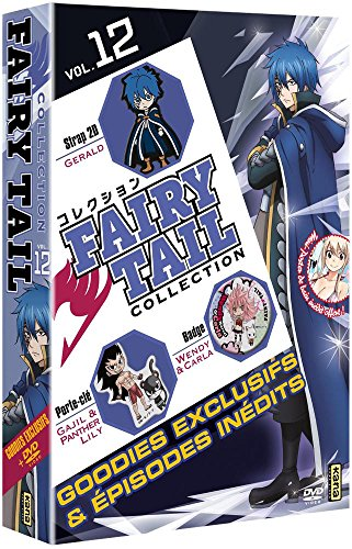 Top fairy tail dvd collection 12 for 2020