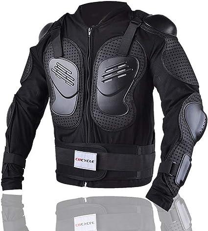Armadura de cuerpo completo de motocicleta, camisa de ...