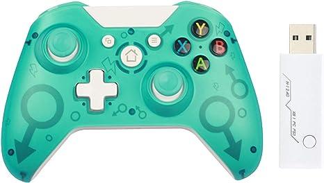Mando inalámbrico para Xbox One y PC, Gamepad USB sin conector ...