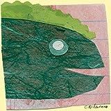 Oopsy Daisy Iguana by Maria Carluccio Canvas Wall Art, 10 by 10-Inch