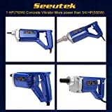 Hand Held Concrete Vibrator 1 HP 750W Electric
