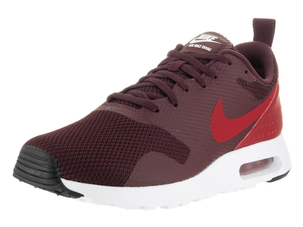 Nike Herren Mens Air Max Tavas Shoe Turnschuhe  39 EU|Rot