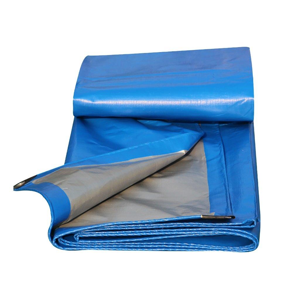 alta qualità YAGEER Zhangpeng Tenda Tenda Tenda Esterna Isolamento Antipioggia Tetto Anti-corrosione Anello Copertura Antipioggia Blu, 200G   M2 (Dimensioni   3  5m)  ti aspetto