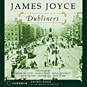 Dubliners (Harper Audio Edition)  Audiobook by James Joyce Narrated by Patrick McCabe, Frank McCourt