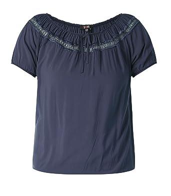 Yesta Damen Sommer-Top Shirt Weiß Beige große Größen xxl elegant l xl xxl