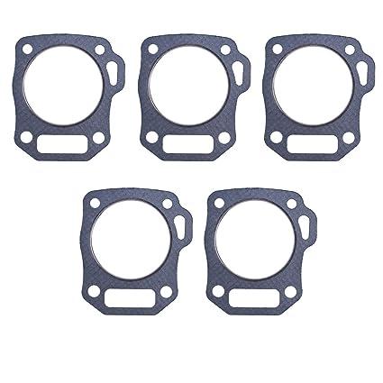 Amazon.com: 5 piezas/lote de juntas de cilindro para Honda ...
