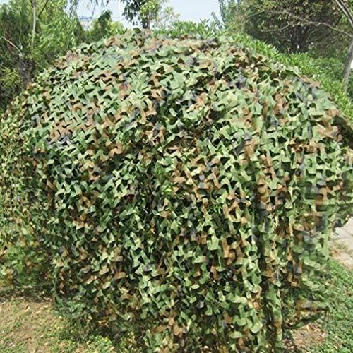 BeipeY Woodland Camouflage Netting Netting Jungle Camouflage Mesh Net...