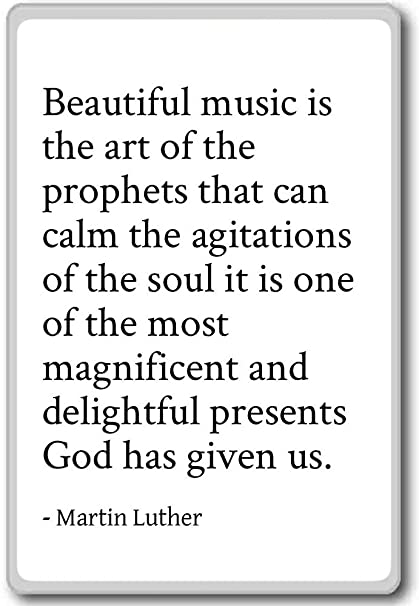 Amazoncom Beautiful Music Is The Art Of The Prophets Th