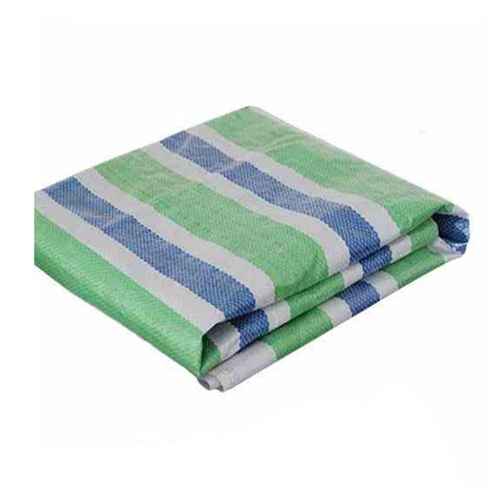 YANGFEI 防水シート 防水布防水布防風布プラスチックシェード布100g/m²-0.1mm 耐久性に優れています B07F71KNJV  10*30m