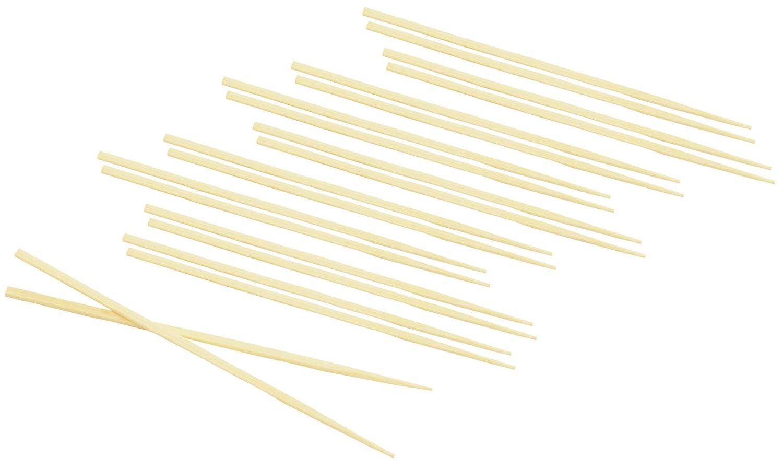 Centimeters Fackelmann 30110-PALILLOS Bambu Chinos 22,5CM