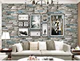 3D-like wallpaper pattern wallpaper bedroom living