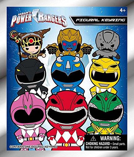Saban 70205 Power Rangers - Llavero Coleccionable,, S ...