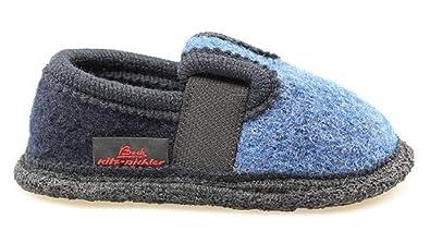5b0bd4798c Beck Unisex-Kinder Bobby blau Hausschuhe: Amazon.de: Schuhe ...