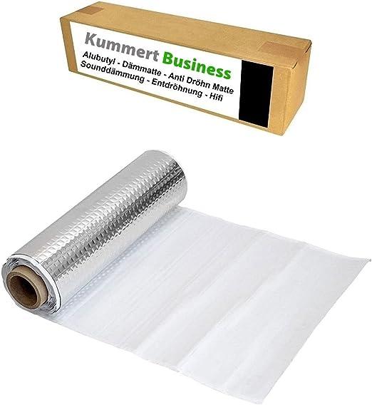 4m ALUBUTYL Dämmmatte Anti Dröhn Matte Bitumen-Ersatz 50 x 400 cm Auto Tür NEU