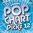 Zoom Karaoke CD+G - Pop Chart Picks 12 - 20 Tracks [Card Wallet]