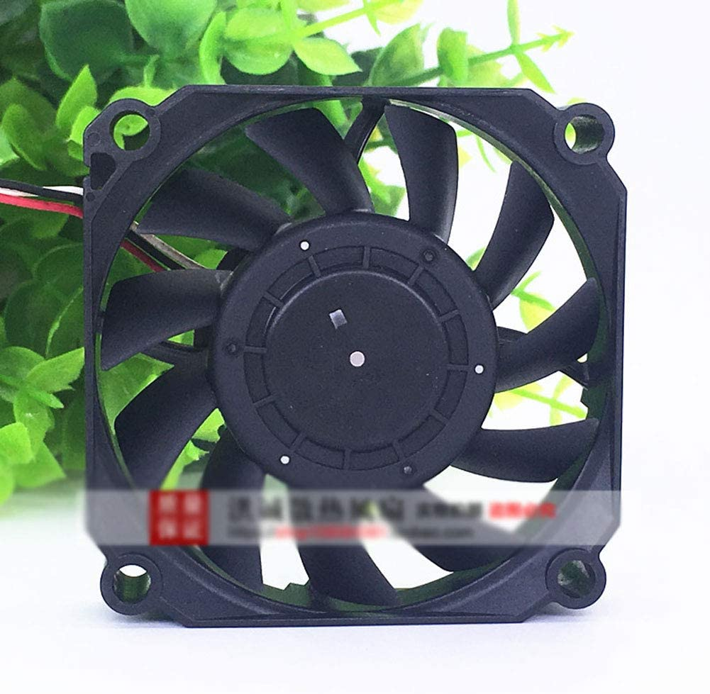 for Nidec M60R24MGAB-53J56 24V 0.08A 606015 3 line Printer Power Cooling Fan