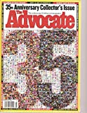 img - for The Advocate Magazine, November 12, 2002, 35th Anniversary Collector's Issue book / textbook / text book