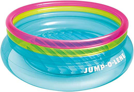 Intex 48267NP - Saltador Hinchable circular: Amazon.es: Juguetes y ...