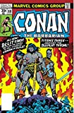 img - for Conan the Barbarian: The Original Marvel Years Omnibus Vol. 4 book / textbook / text book