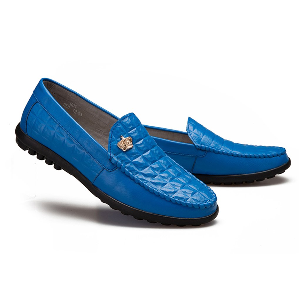 Men's Waterproof Slip-Ons - Perfect for Casual Walking and Outdoor Activities M01-42Be by HUMGFENG (Image #4)