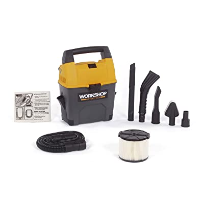 WORKSHOP Wet Dry Vac WS0301VA Portable Wet Dry Vacuum Cleaner