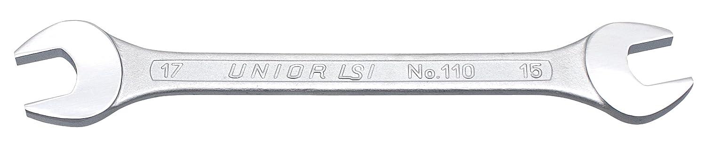 3//4 x 13//16 Zoll Unior 110//1 Doppelgabelschl/üssel