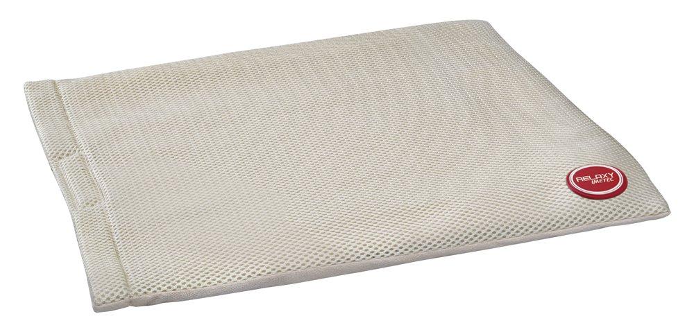 IMETEC Relaxy SHP-01 - Almohadilla térmica, de arena, 15 W-máximo 110 W, color beige: Amazon.es: Salud y cuidado personal