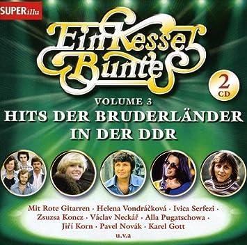 Ein Kessel Buntes III - die DDR-Stars der Bruderländer - Various ...