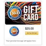 Dave & Buster's Gift Cards - E-mail Delivery