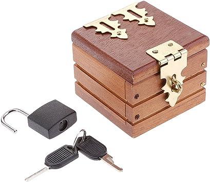 Caja Mágica Propuesta de Trucos de Magia Quarter IR Caja Mini ...