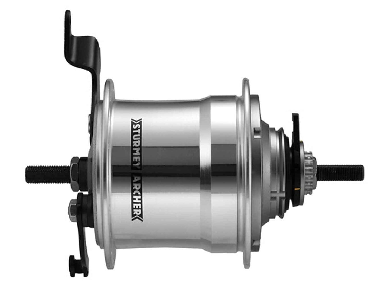 f3d8c69e9fb Amazon.com : Sturmey Archer Rx-Rd5 5-Sp Hub 70mm Drum Brake -  HKCT5T.XBSS.AA0 KIT : Sports & Outdoors