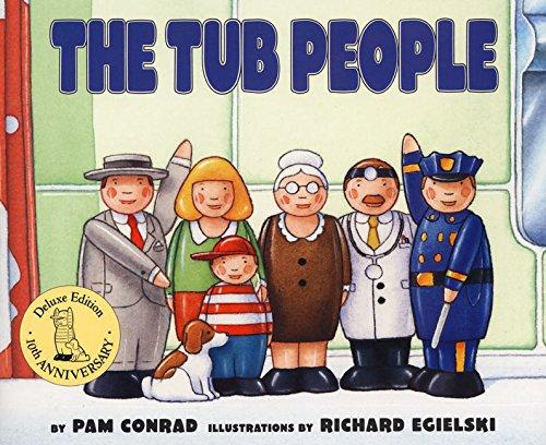 The Tub People (Bathtub Right Corner)
