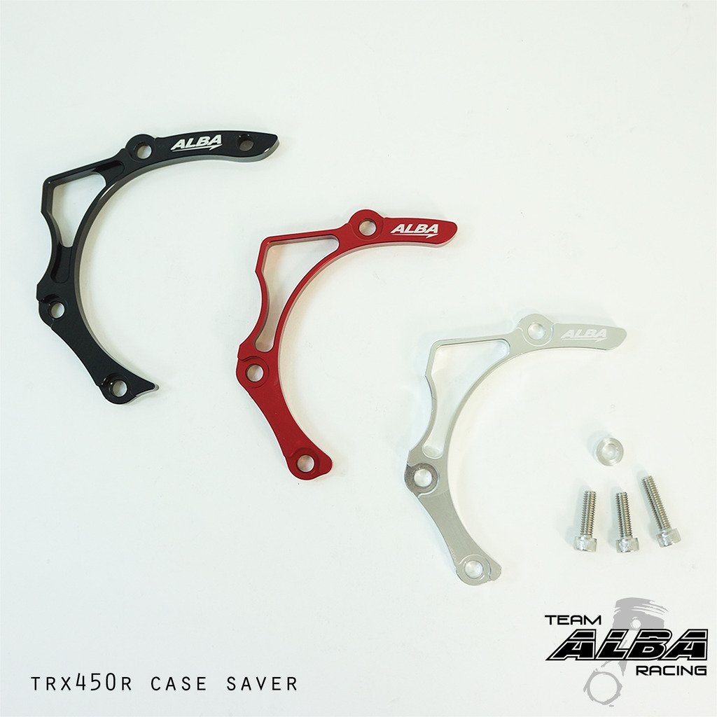 TRX 450R Honda Compatible Case Saver Red 2006-2009