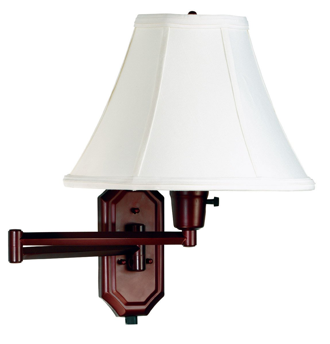 Kenroy Home 30130BRZ Nathaniel Wall Swing Arm Lamp, Bronze - Wall Sconces -  Amazon.com - Kenroy Home 30130BRZ Nathaniel Wall Swing Arm Lamp, Bronze - Wall