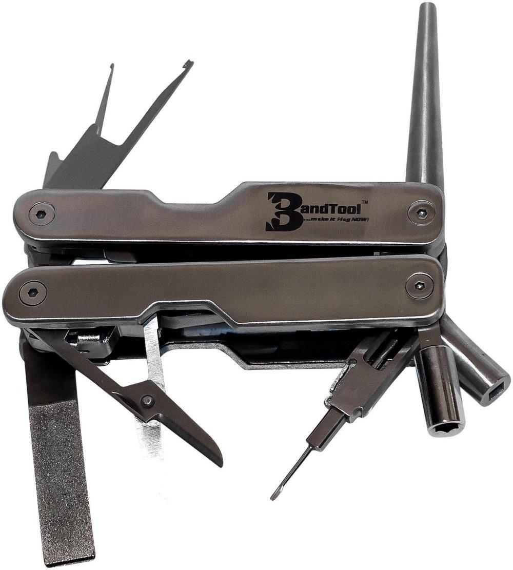 BandTool BT-2 Band Repair Multi-Tool with Scissors