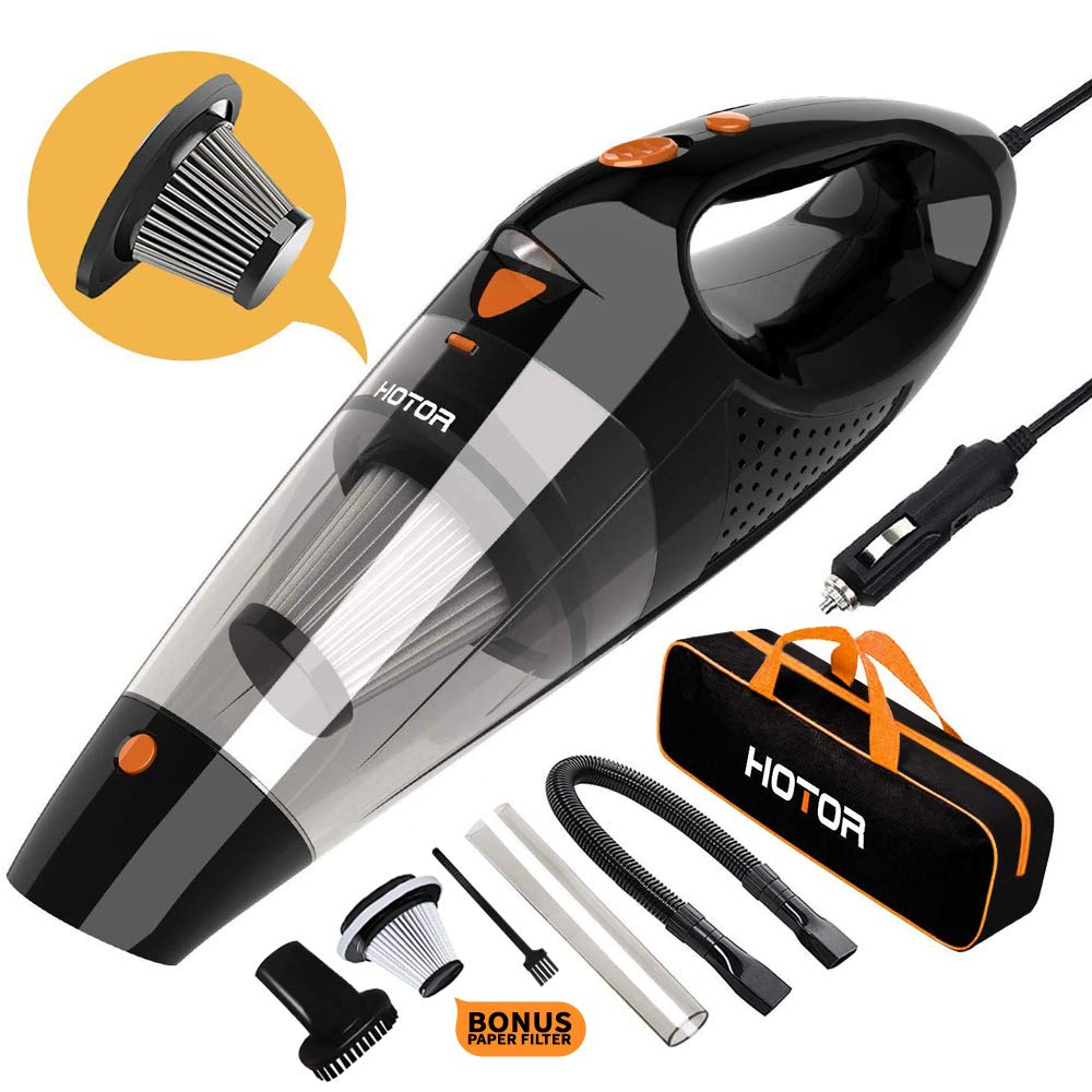 Top 9 Best Car Vacuum Carpet Cleaner (2020 Reviews & Buying Guide) 3