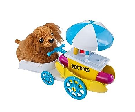 Amazoncom Cepia Zhu Zhu Puppies Bow Wow Buggy Push A Long Toys