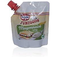 Funfoods Spread - Veg Mayonnaise, 100g Pack