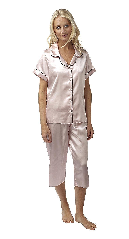 Ladies Womens Short Sleeve Cotton Jersey Nightdress Size UK 8-22 NEW